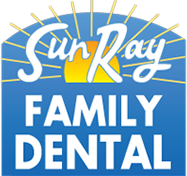 Sun Ray Family Dental Logo